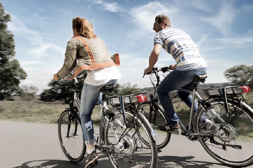 Huur uw elektrische fiets bij Hotel Herrloh