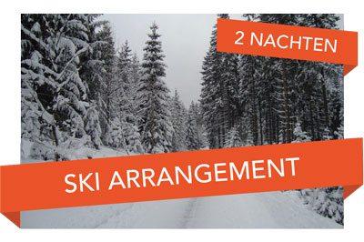 Ski Arrangement 2 Nachten Hotel Herrloh