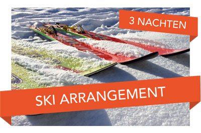 Ski Arrangement 3 Nachten Hotel Herrloh
